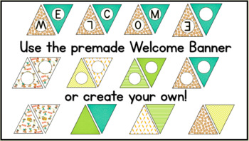 If You Give a Mouse Classroom Decor ~ Labels, Number Lines, Word Wall and More!