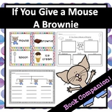 If You Give a Mouse a Brownie Book Companion