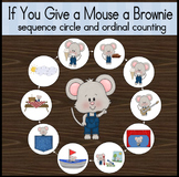 If You Give a Mouse a Brownie - Sequencing Activities