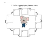 If You Give a Mouse a Brownie Story Sequence Activity
