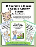 If You Give a Mouse a Cookie Activity Bundle