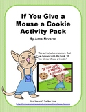 If You Give a Mouse a Cookie Activity Pack