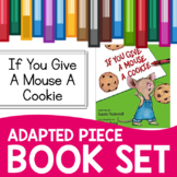 If You Give a Mouse a Cookie Adapted Piece Book Set