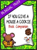 """If You Give a Mouse a Cookie"" BILINGUAL Book Companion"