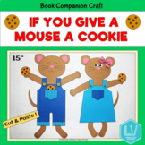 If You Give a Mouse a Cookie - Book Companion Craft (Dista