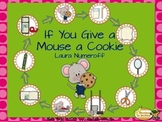 If You Give a Mouse a Cookie: Book Companion for Pre-K/Kdg