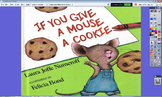 If You Give a Mouse a Cookie Cause and Effect Activity