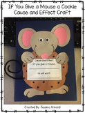 If You Give a Mouse a Cookie Cause and Effect Craft