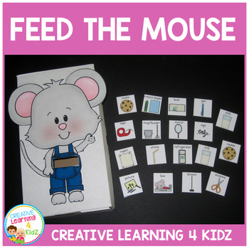 Feed the Mouse Cut Out