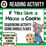 If You Give a Mouse a Cookie Google Slides Activity (Dista