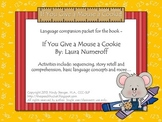 If You Give a Mouse a Cookie - Speech and Language Compani