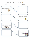 If You Give a Mouse a Cookie Literature,Math, Science Unit