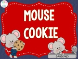 Mouse Cookie Pre-K and K Activities