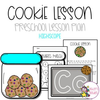 If You Give a Mouse a Cookie Preschool Lesson (Highscope)
