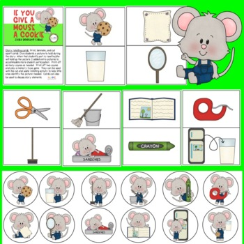 If You Give a Mouse a Cookie Retelling Pack