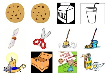 If You Give a Mouse a Cookie Sequence Cards