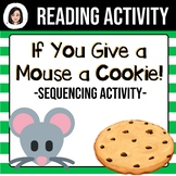 If You Give a Mouse a Cookie Sequencing Chart