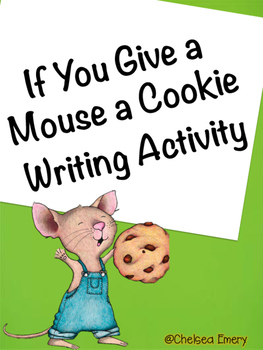 If You Give a Mouse a Cookie Writing Activity