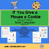 If You Give a Mouse a Cookie by Laura Joffe Numeroff Liter