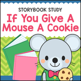 If You Give a Mouse a Cookie Worksheet Packet