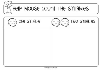 If You Give a Mouse a Cookie: Read Aloud Activities