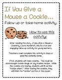 If You Give a Mouse a Follow-Up Activity
