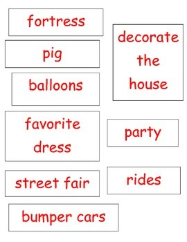 Pig likes A Party Sequencing Center ESL