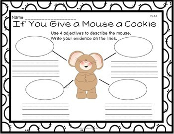 If You Give a Pig a Pancake {Author Study & Common Core Activities}