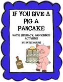 If You Give a Pig a Pancake Book Activities