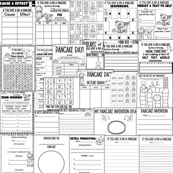 If You Give a Pig a Pancake Fun!