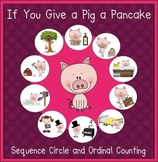 If You Give a Pig a Pancake - Sequencing Activities