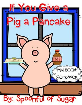If You Give a Pig a Pancake (Story Companion)