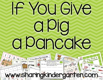 If You Give a Pig a Pancake Unit