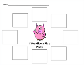 If You Give a Pig a Party Mini Unit