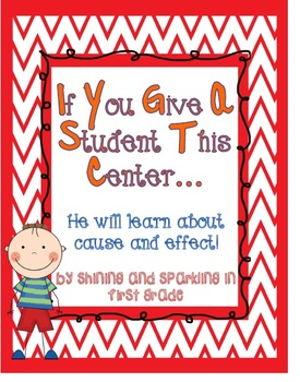 If You Give a Student This Center...He Will Learn About Ca