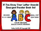 If You Know Your Letter Sounds Book Set