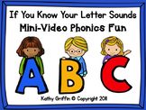 Letter Sounds Video