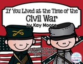 If You Lived at the Time of the Civil War ELA/SS Centers for Upper Elementary