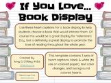 If You Love Book Display