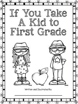 If You Take A Kid... Class Book