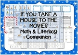 """""""If You Take A Mouse To The Movies"""" Math & Literacy Companion writing, addition"""
