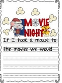 If You Take A Mouse To the Movies Unit by Creatively Crazy With Learning