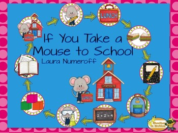 If You Take a Mouse To School: Book Companion for Pre-K/Kdg. Speech & Language