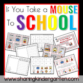 If You Take a Mouse to School Literacy Unit