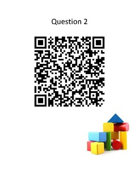 If You Take a Mouse to School - QR Code Scavenger Hunt - Book Study