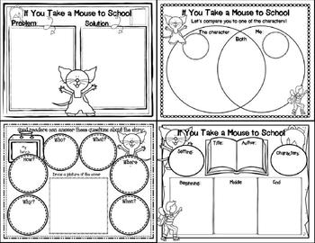 If You Take a Mouse to School (Story Companion)