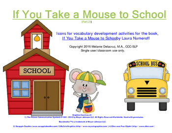 If You Take a Mouse to School/ Visuals Part 2