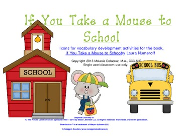 If You Take a Mouse to School Visuals (part 1)