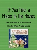If You Take a Mouse to the Movies Add On