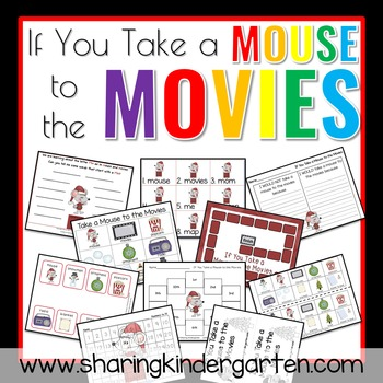 If You Take a Mouse to the Movies Unit